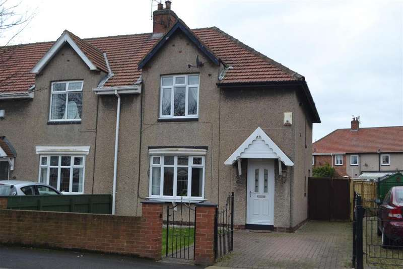3 Bedrooms End Of Terrace House for sale in Netherburn Road, Monkwearmouth, Sunderland