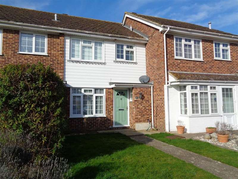 3 Bedrooms Terraced House for sale in Sylvia Close, Nyetimber