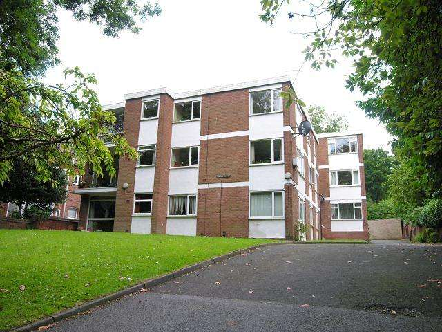 3 Bedrooms Flat for sale in Crane Court,Arboretum Road,Walsall