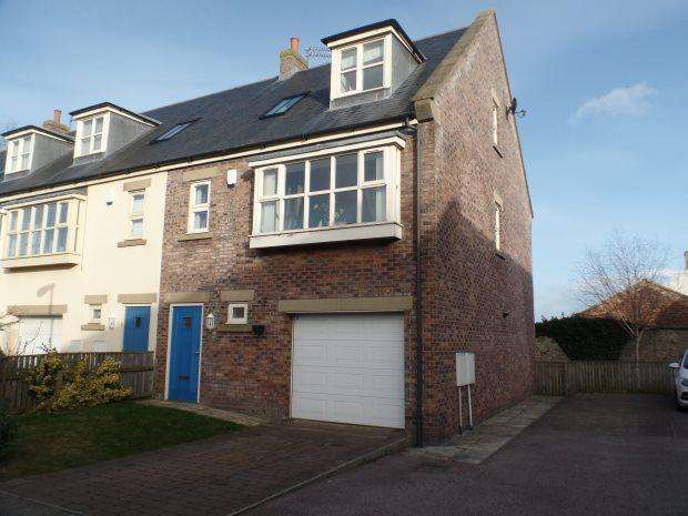 4 Bedrooms Terraced House for sale in ESSYN COURT, EASINGTON VILLAGE, PETERLEE AREA VILLAGES