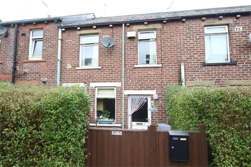3 Bedrooms Terraced House for sale in Milton Terrace, CLECKHEATON, West Yorkshire