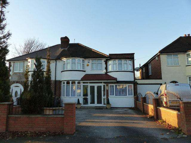 4 Bedrooms Semi Detached House for sale in Gravelly Lane,Erdington,Birmingham