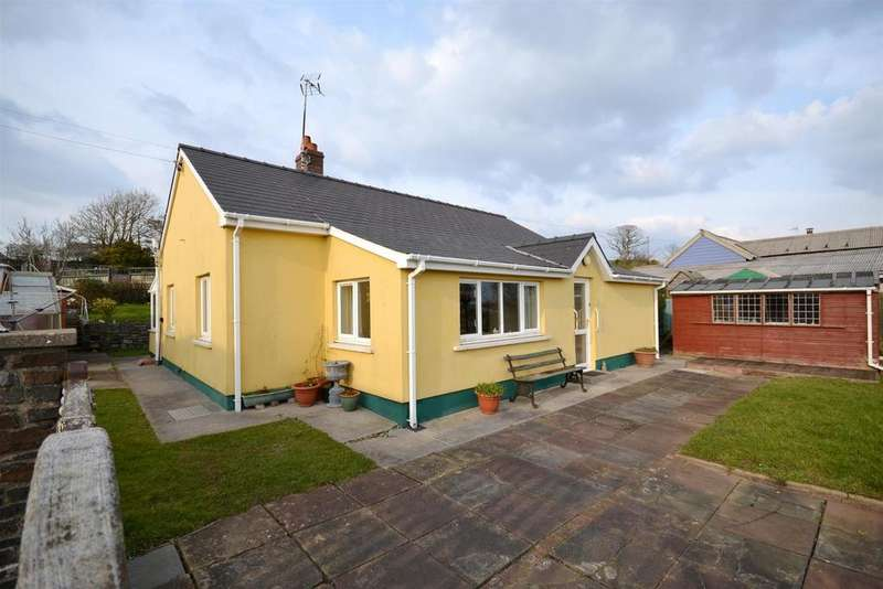 3 Bedrooms Detached Bungalow for sale in Freshwater East, Pembroke