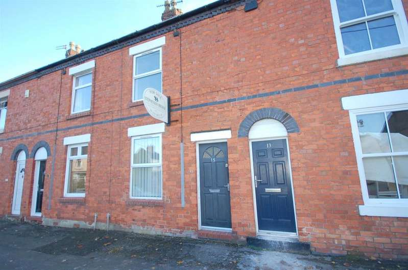 2 Bedrooms Terraced House for sale in Shady Grove, Alsager