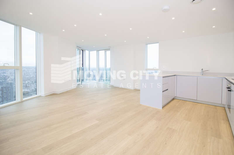 3 Bedrooms Flat for sale in The Pinnacle, 11 Saffron Central Square, Croydon