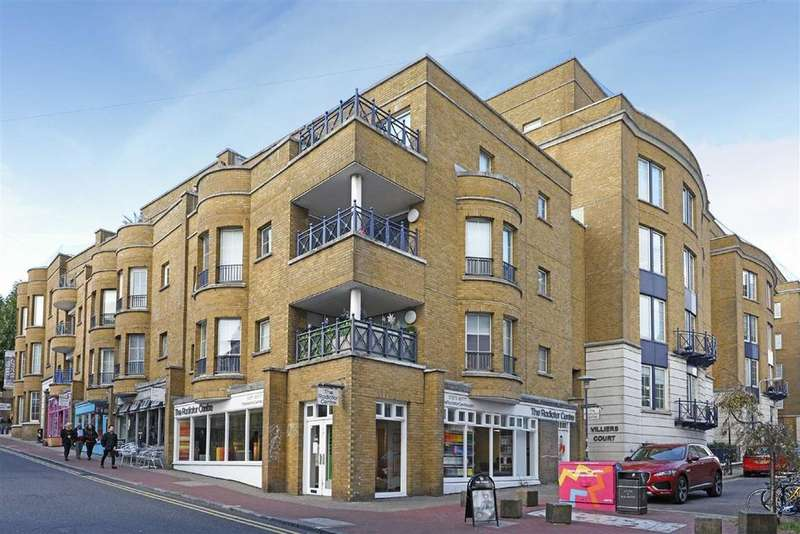 3 Bedrooms Flat for sale in Villiers Court, Brighton
