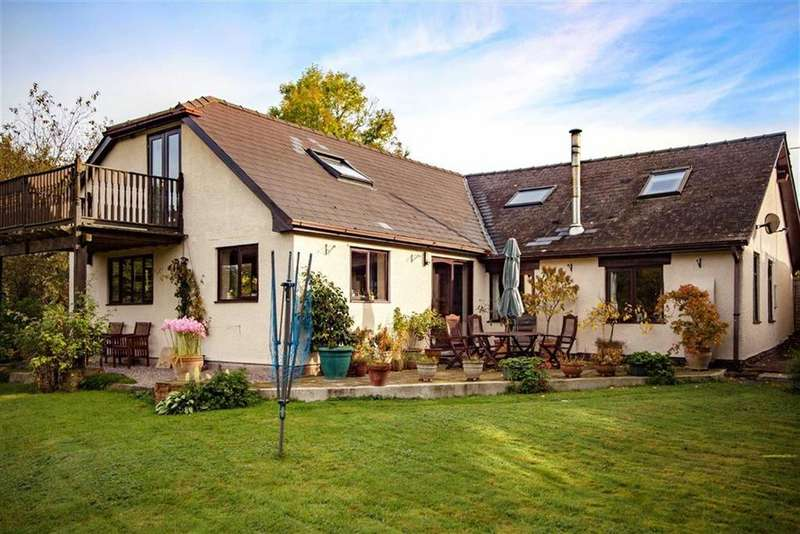4 Bedrooms Detached House for sale in MADLEY, Tyberton Madley Hereford, Herefordshire