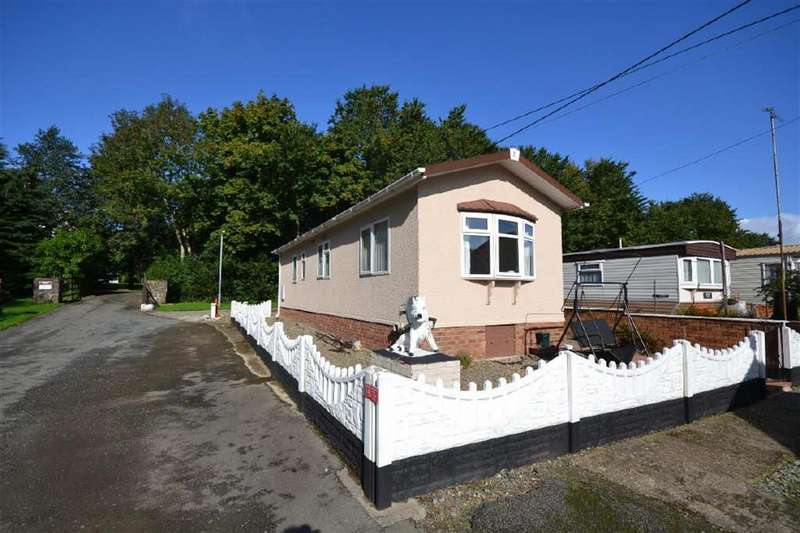 2 Bedrooms Park Home Mobile Home for sale in Scotchwell Park, Haverfordwest