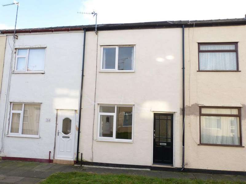 2 Bedrooms House for sale in Field Street, Skelmersdale, WN8
