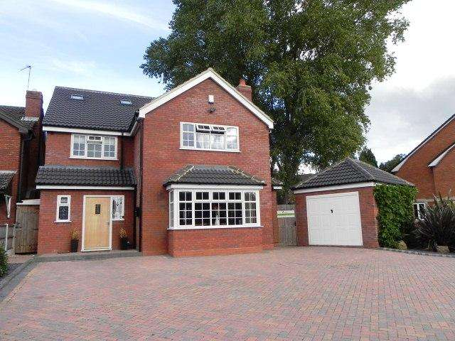 4 Bedrooms Detached House for sale in Rectory Road,Sutton Coldfield,