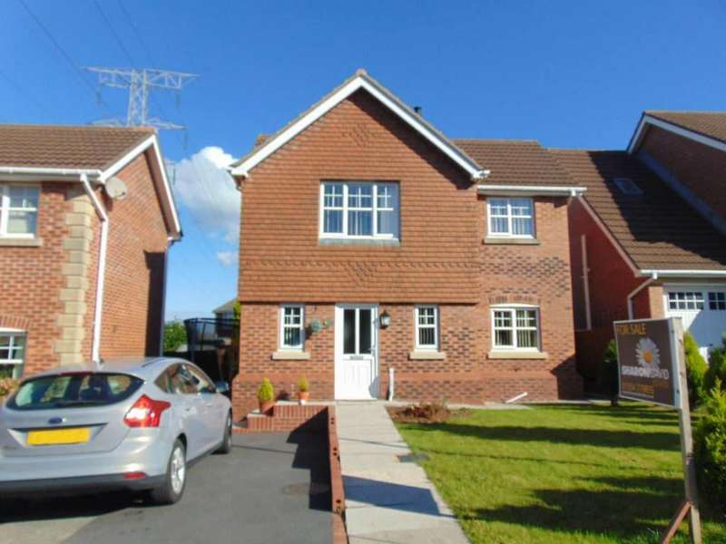3 Bedrooms Detached House for sale in Maes Penrhyn, Llanelli, Carmarthenshire