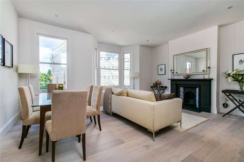 3 Bedrooms Flat for sale in New Kings Road, Parsons Green, London