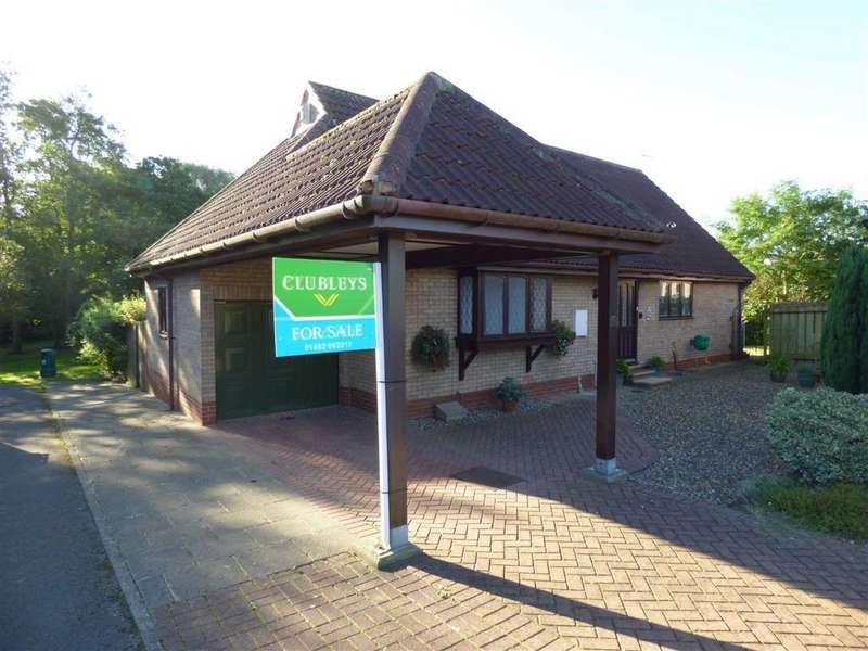 4 Bedrooms Detached Bungalow for sale in Belgrave Drive, North Cave