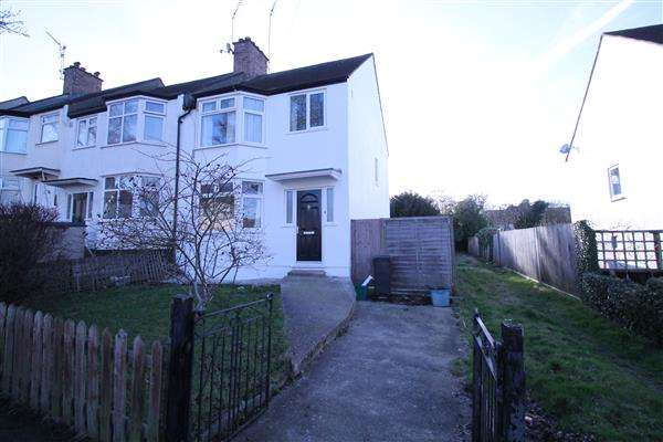 3 Bedrooms Semi Detached House for sale in Sherwood Road