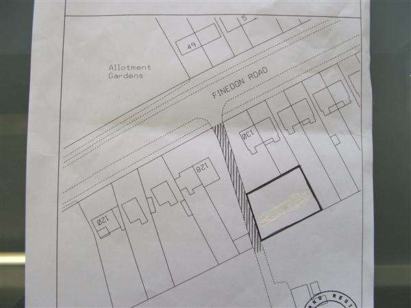Land Commercial for sale in Finedon Road, Wellingborough