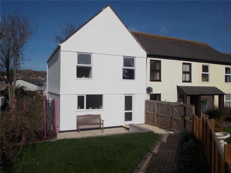 3 Bedrooms End Of Terrace House for sale in Trehayes Parc, Little Lane,, Hayle,