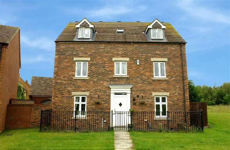 5 Bedrooms Detached House for sale in Barmoor Drive, Newcastle Upon Tyne, NE3