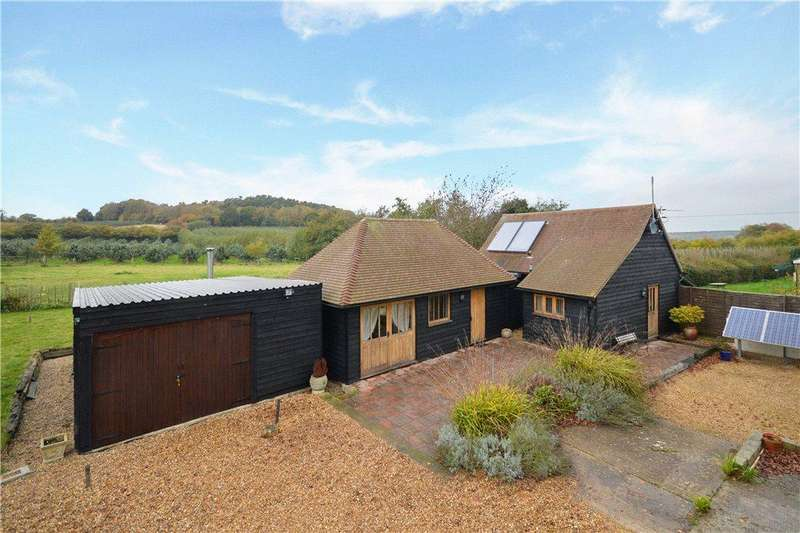 2 Bedrooms Detached House for sale in Shottenden, Canterbury, Kent