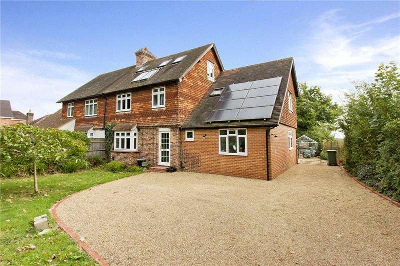 4 Bedrooms Semi Detached House for sale in St Clares, Mill Hill, Edenbridge, Kent