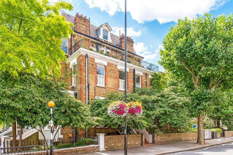 1 Bedroom Flat for sale in Elgin Avenue, Maida Vale, London
