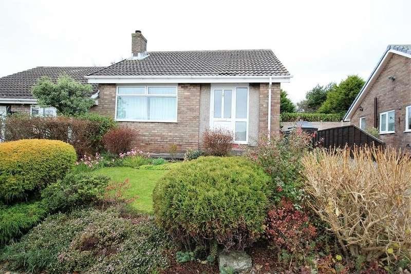 2 Bedrooms Semi Detached Bungalow for sale in 27 Beckermet Gardens, Barrow