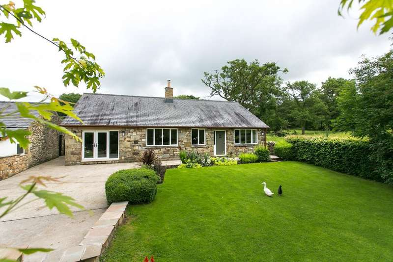 4 Bedrooms Detached Bungalow for sale in Burnside, Quernmore, Lancaster, Lancashire, LA2 0QG