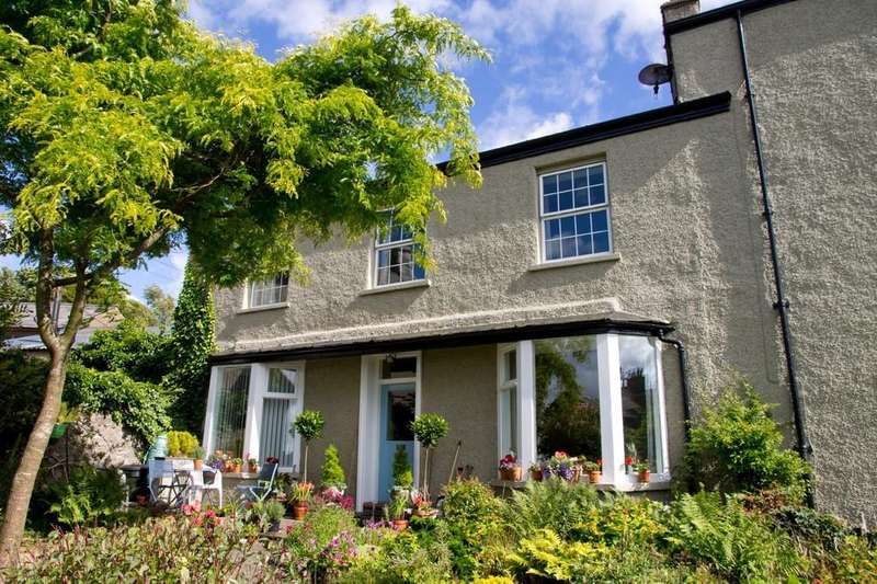 5 Bedrooms Semi Detached House for sale in Kent Wood, 1 Church Hill, Arnside, Cumbria LA5 0DB