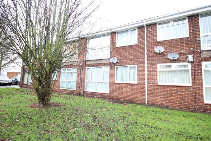 1 Bedroom Flat for sale in Scotland Court, Blaydon-On-Tyne, NE21