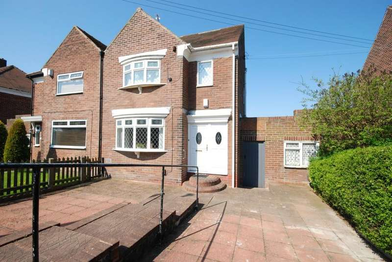 2 Bedrooms Semi Detached House for sale in Claxheugh Road, South Hylton