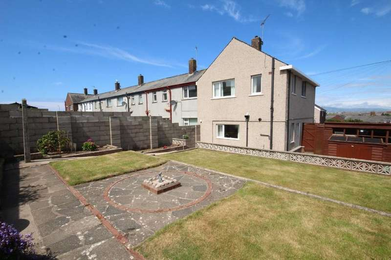 3 Bedrooms End Of Terrace House for sale in 47 Duddon Drive, Walney