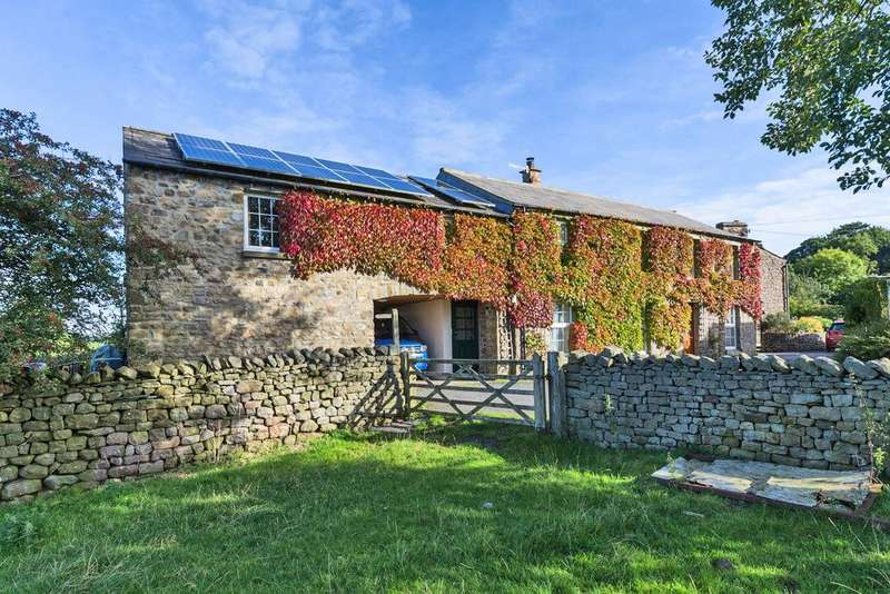 4 Bedrooms Barn Conversion Character Property for sale in Illiwell Lane Barn, Masongill, Ingleton, LA6 3NN