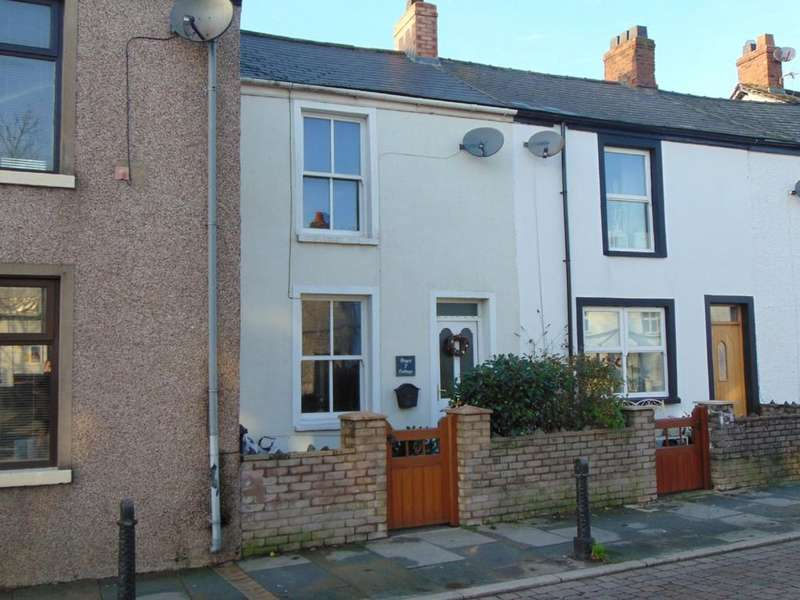 1 Bedroom Terraced House for sale in 7 Tudor Square, Dalton-In-Furness