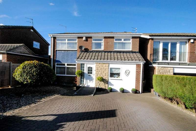 4 Bedrooms Detached House for sale in Minerva Close, St Johns