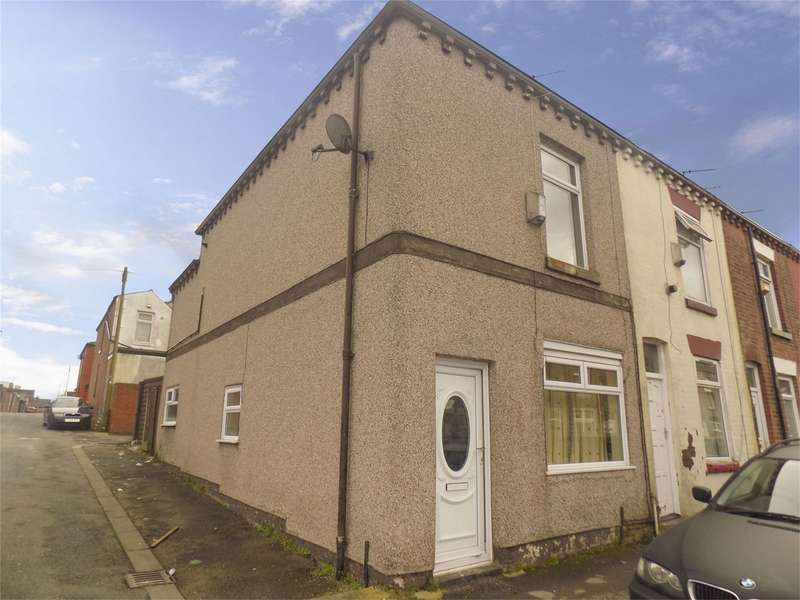 2 Bedrooms End Of Terrace House for sale in Meredith Street, Great Lever, Bolton, Lancashire