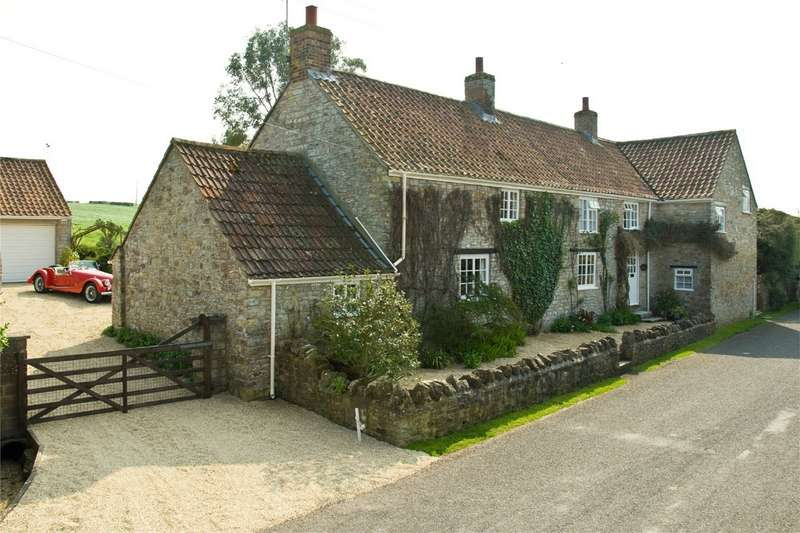 4 Bedrooms Detached House for sale in WEDMORE, Somerset