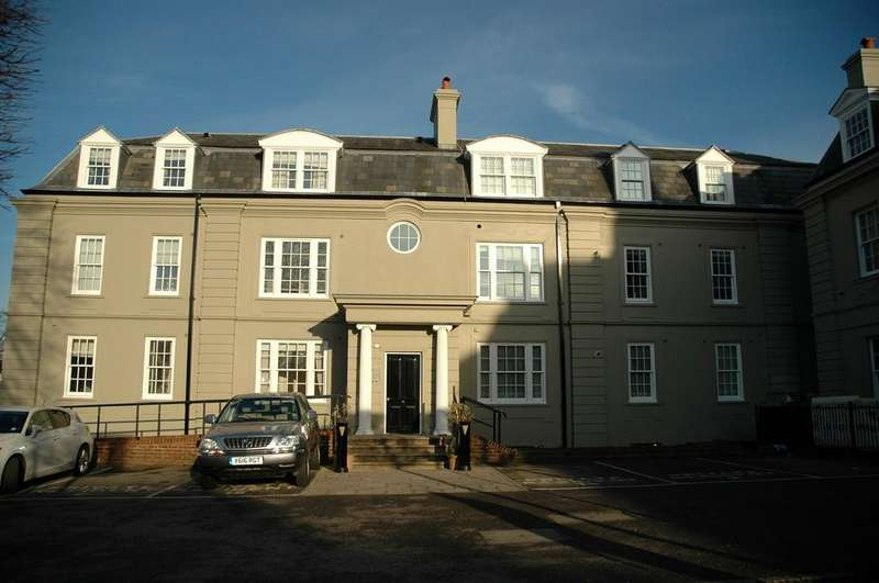 2 Bedrooms Apartment Flat for sale in Sandown House, High Street, Esher