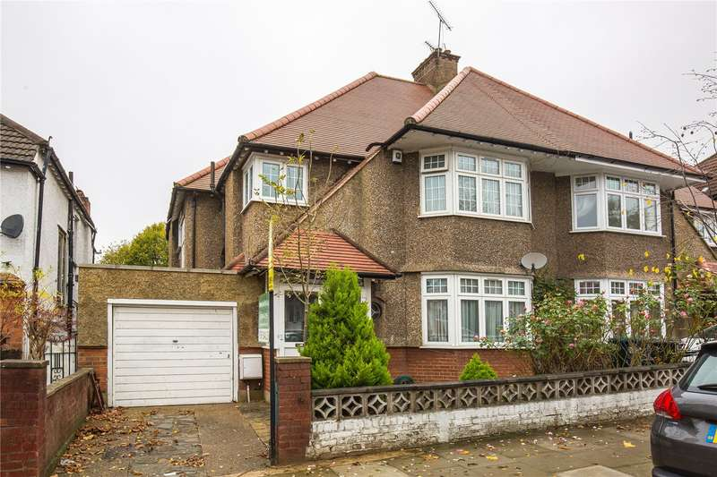 5 Bedrooms Semi Detached House for sale in Avondale Avenue, North Finchley, N12