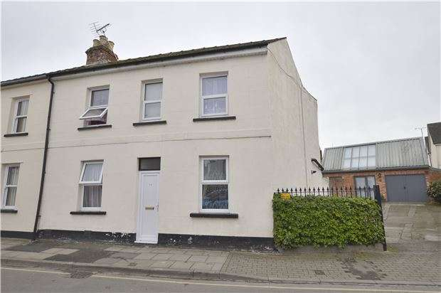 2 Bedrooms End Of Terrace House for sale in New Street, Cheltenham, Glos, GL50 3LP
