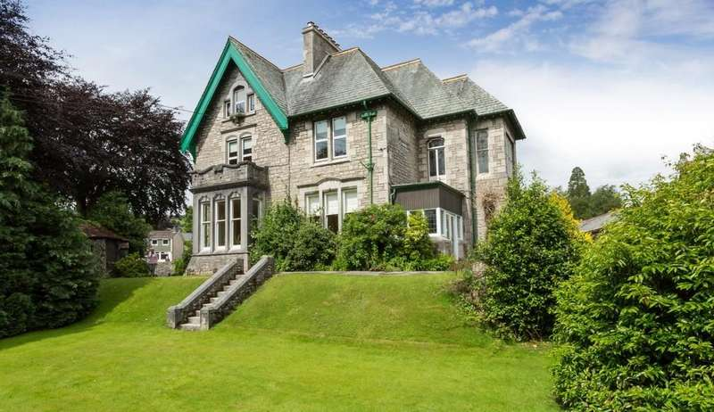 8 Bedrooms Detached House for sale in The Mount, 90 Burneside Road, Kendal, Cumbria, LA9 4RT