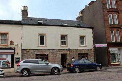 2 Bedrooms Maisonette Flat for sale in West Princes Street, Helensburgh