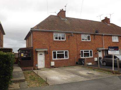 3 Bedrooms End Of Terrace House for sale in Yeovil, Somerset, England