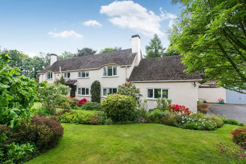4 Bedrooms Detached House for sale in Smithy Lane, Cuddington