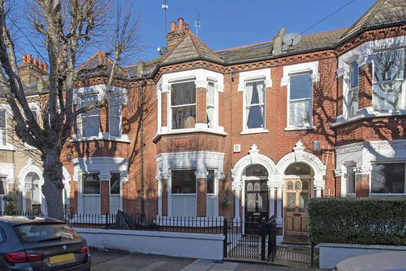 6 Bedrooms Terraced House for sale in Winsham Grove, Battersea, London