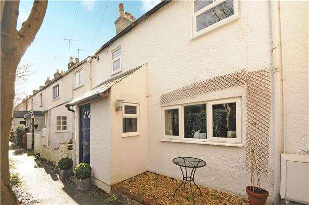 2 Bedrooms Cottage House for sale in Chestnut Terrace, Charlton Kings, CHELTENHAM, Gloucestershire, GL53 8JQ