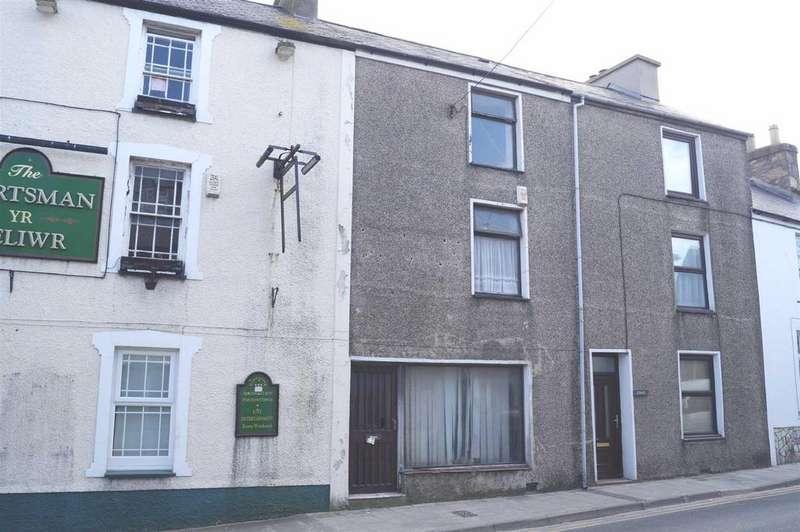 2 Bedrooms Terraced House for sale in Stryd Fawr, Nefyn