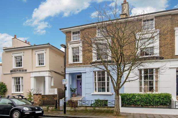 2 Bedrooms Maisonette Flat for sale in Monmouth Road, Notting Hill, W2