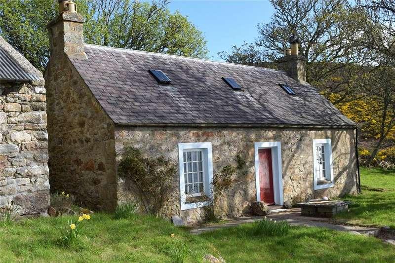 2 Bedrooms Detached House for sale in Burnside Croft, Culgower, Loth, Helmsdale, Highland, KW8
