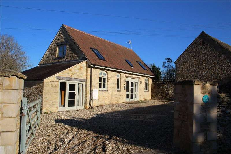 3 Bedrooms Detached House for sale in Broad Street, Long Compton, Warwickshire, CV36