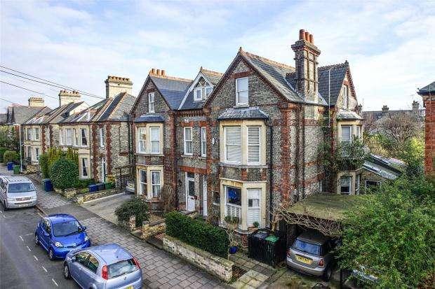 5 Bedrooms Semi Detached House for sale in Glisson Road, Cambridge