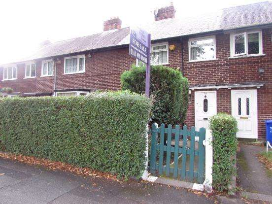 3 Bedrooms Terraced House for sale in Brownley Road, Manchester